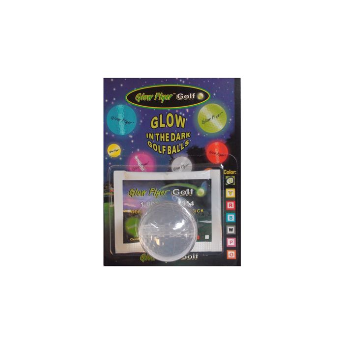 Charter Glow Flyer Glowing Golf Ball