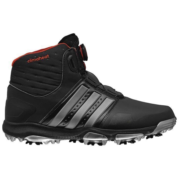 Adidas ClimaHeat Boa Golf Shoes Core Black
