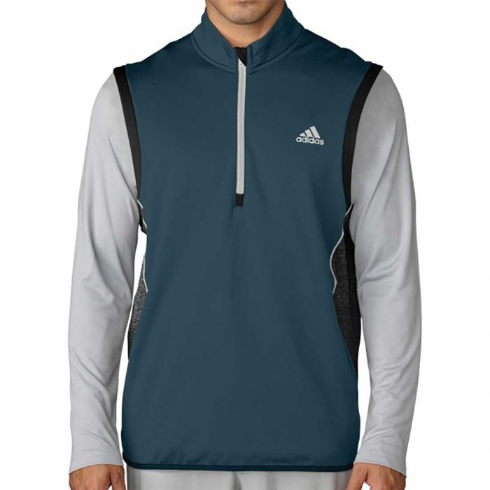 Adidas Climaheat Fleece 1/2 Zip Vest