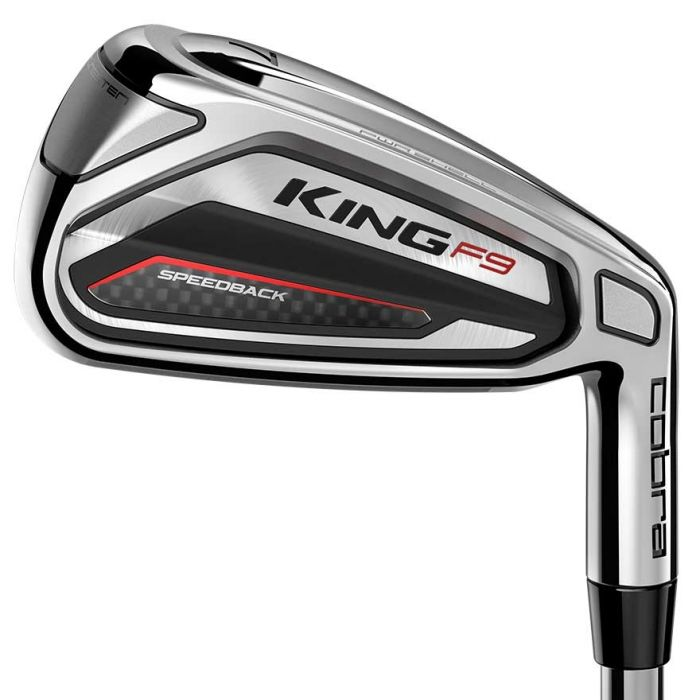 Cobra King F9 Speedback Irons - Pre-Owned
