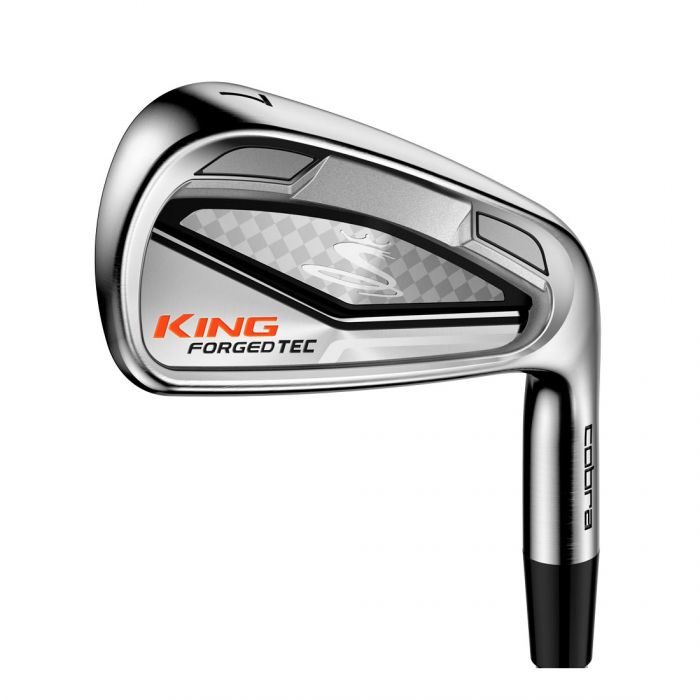 Cobra King Forged Tec Irons - Pre-Owned