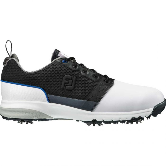FootJoy Contour FIT Golf Shoes White/Black