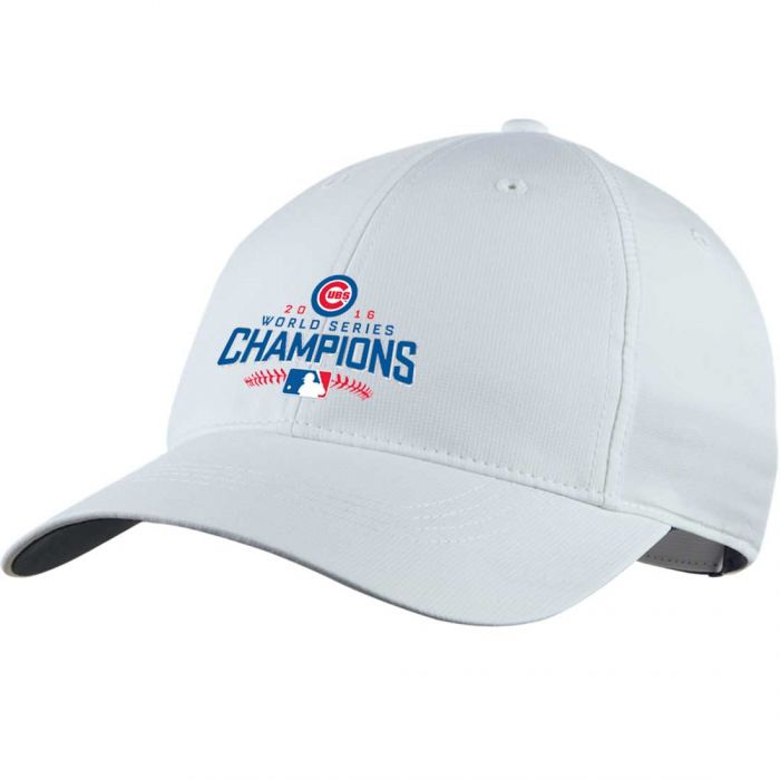 Nike Chicago Cubs 2016 World Series Champions Legacy91 Tech Hat