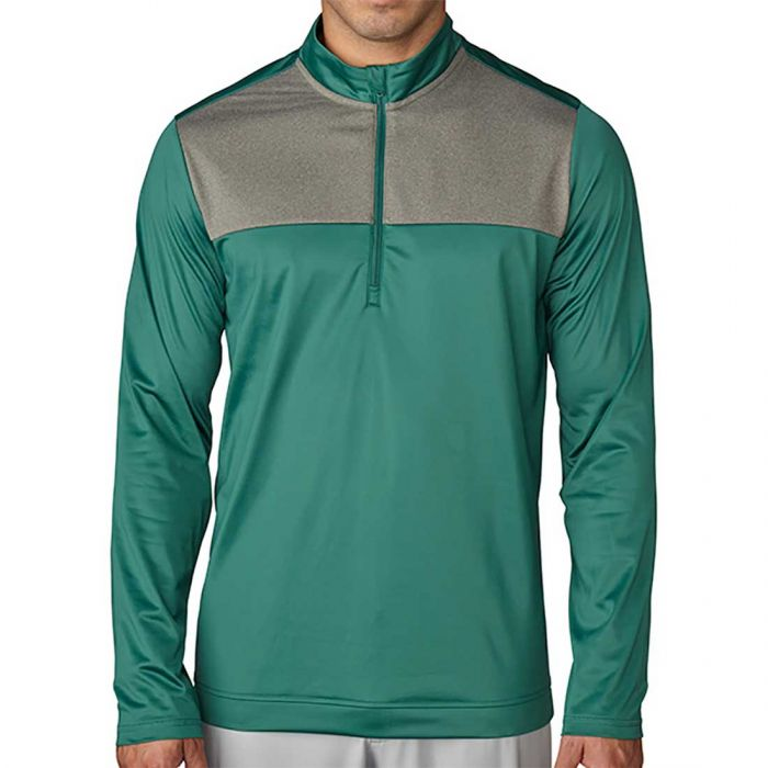 Adidas ClimaWarm Novelty 1/4 Zip Pullover