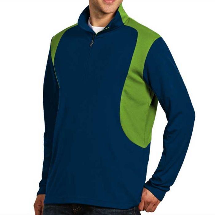 Antigua Delta 1/4 Zip Pullover