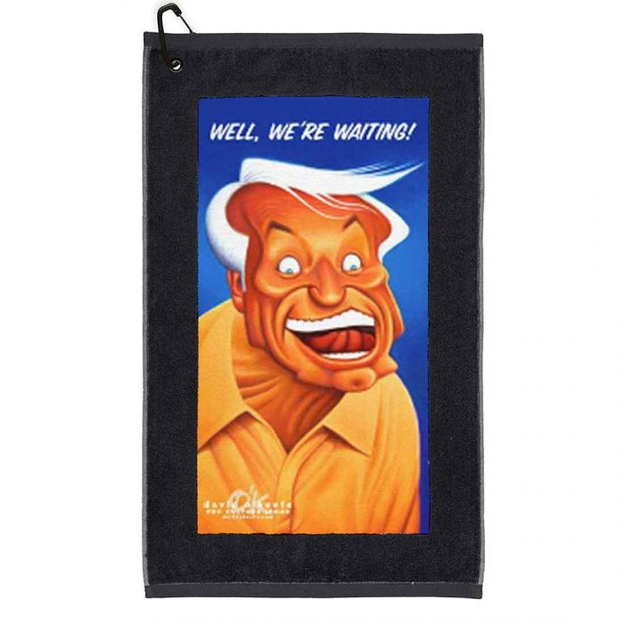 Devant Caddyshack Collection Judge Smails Towel