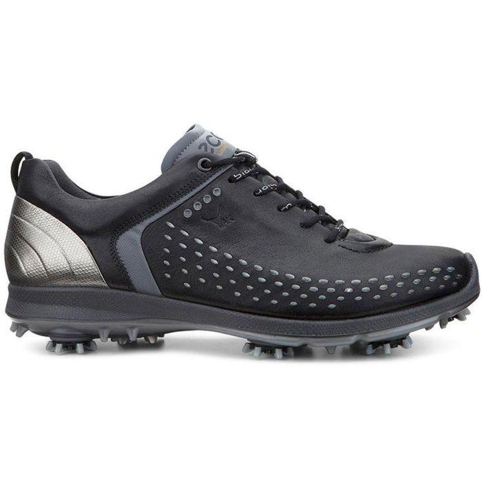 Ecco BIOM G2 Golf Shoes Black/Transparent