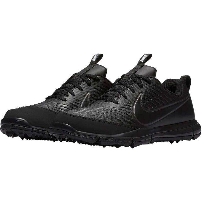 Restringir Apropiado Pasto  Buy Nike Explorer 2 Golf Shoes Black | Golf Discount