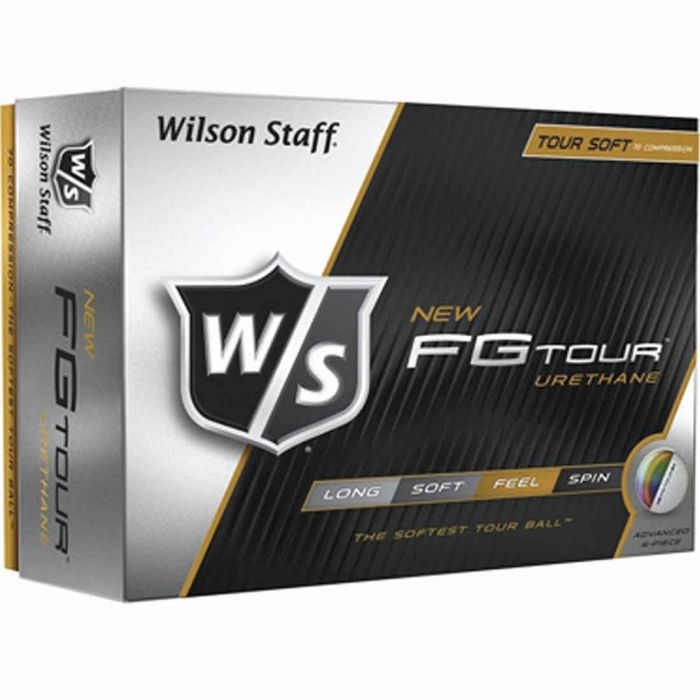 Wilson Staff FG Tour Golf Balls