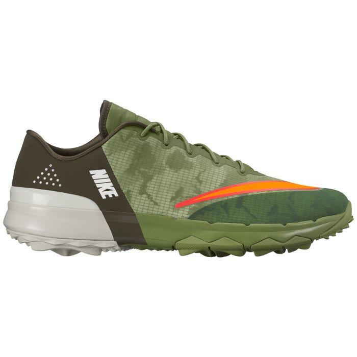 Nike FI Flex Golf Shoes Green Camo