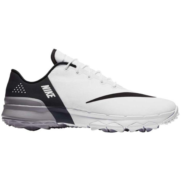 Nike Women's FI Flex Golf Shoes White/Grey/Black