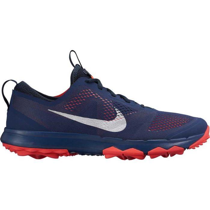 Nike FI Bermuda Golf Shoes Midnight Navy/Crimson
