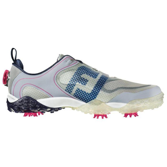FootJoy FreeStyle Boa Golf Shoes Grey/Navy