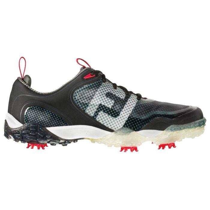 FootJoy FreeStyle Golf Shoes Black/White
