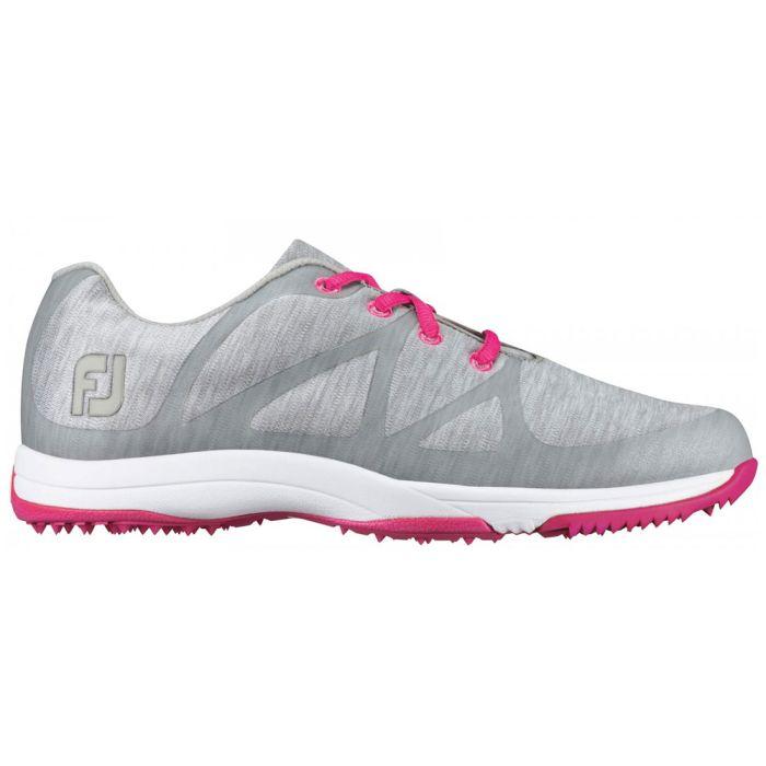 FootJoy Women's FJ Leisure Golf Shoes Light Grey