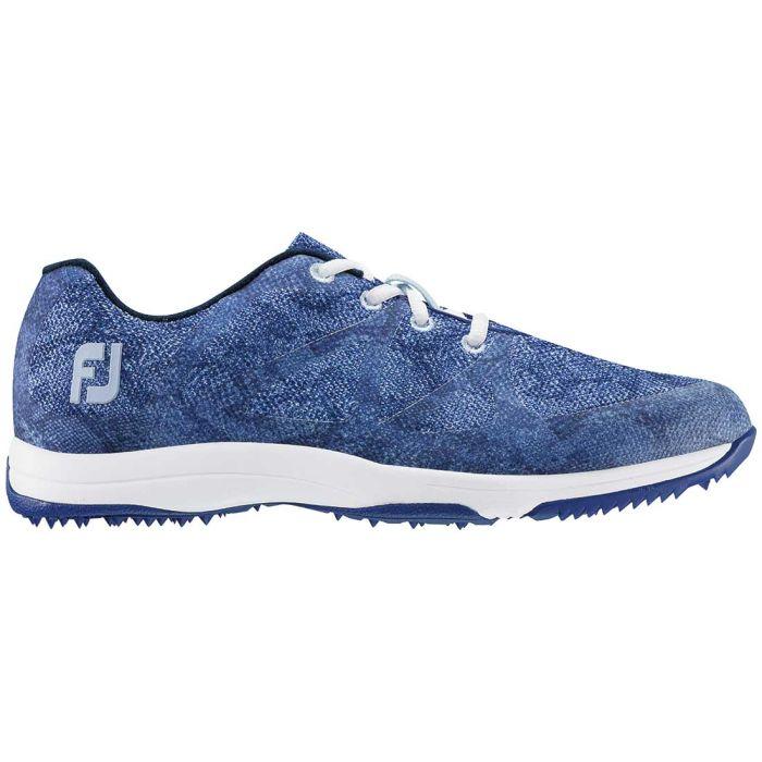 FootJoy Women's FJ Leisure Golf Shoes Egyptian Blue
