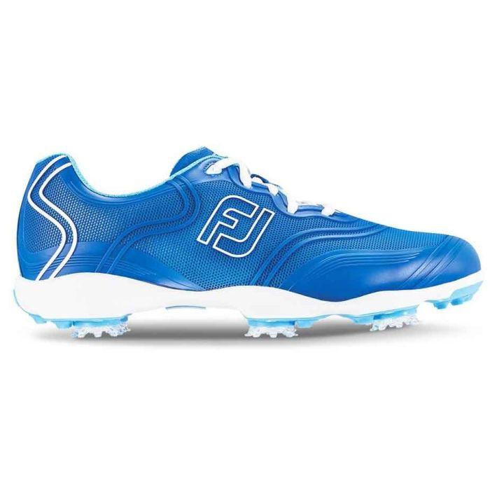 FootJoy Women's FJ Aspire Golf Shoes Royal Blue