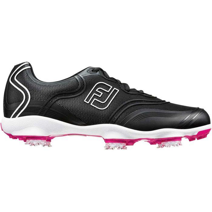 FootJoy Women's FJ Aspire Golf Shoes Black