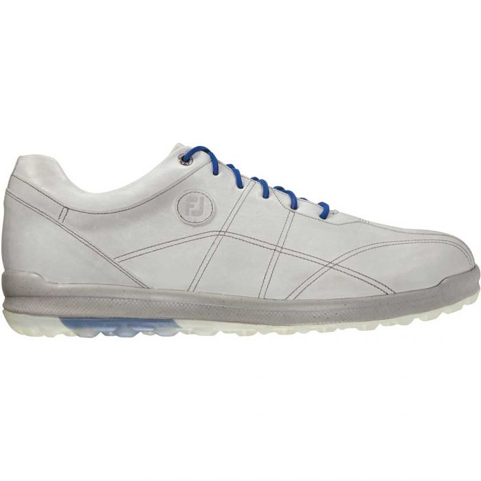 FootJoy VersaLuxe Golf Shoes Distressed Off-White
