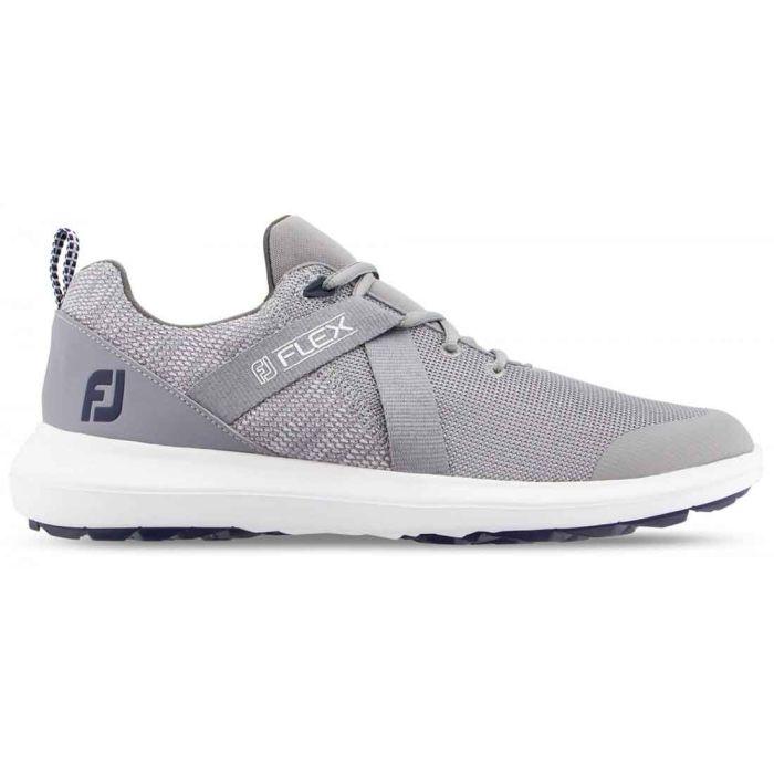 FootJoy FJ Flex Golf Shoes Grey
