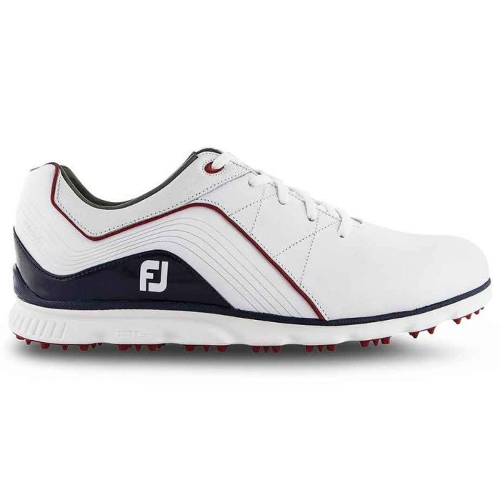 FootJoy Pro/SL Golf Shoes White/Navy