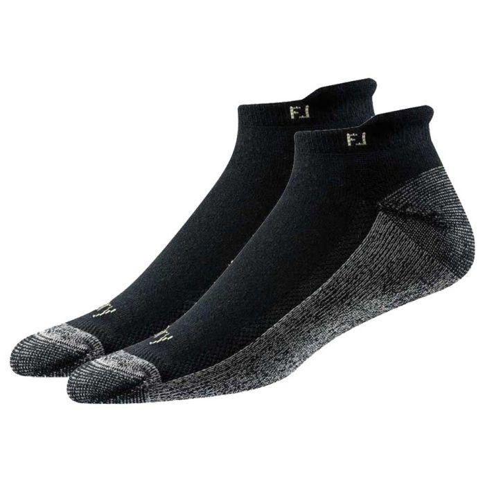 FootJoy ProDry Roll Tab Socks (2-Pair)