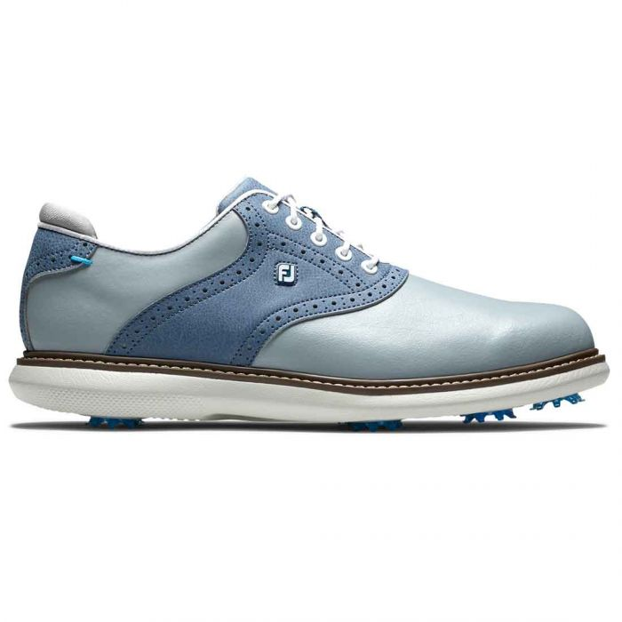 FootJoy Traditions Golf Shoes Blue