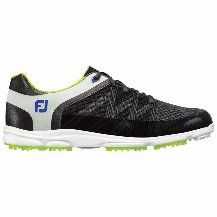 FootJoy Women's Sport SL Golf Shoes Dark Charcoal/Light Grey