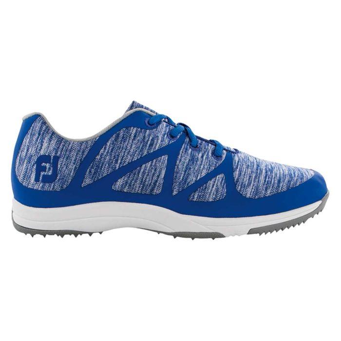 FootJoy Women's FJ Leisure Golf Shoes Royal Blue