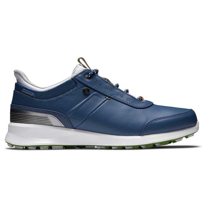 FootJoy Women's Stratos Golf Shoes Blue