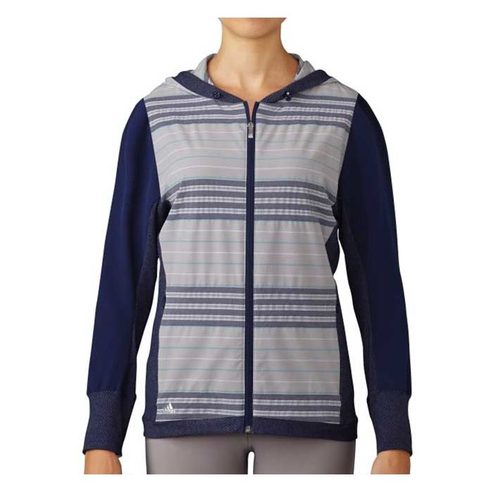 Adidas Women's Full-Zip Hoody