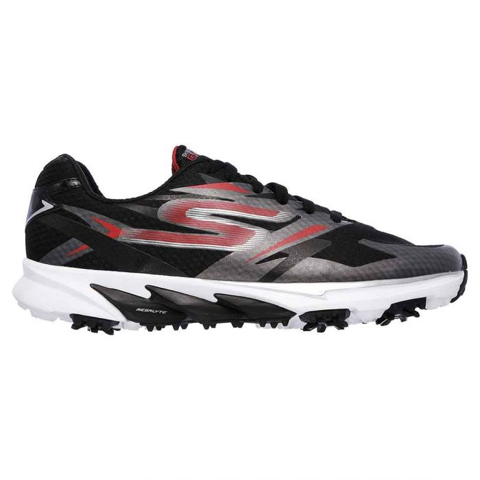 Skechers GO GOLF Blade Power Golf Shoes Black/Red