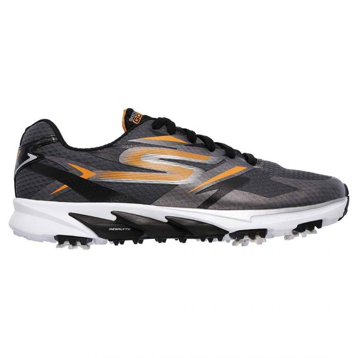 Skechers GO GOLF Blade Power Golf Shoes Charcoal/Orange