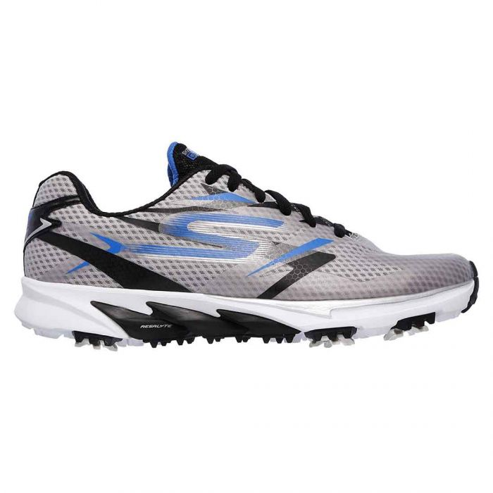 Skechers GO GOLF Blade Power Golf Shoes Grey/Blue