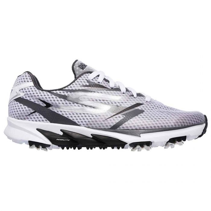 Skechers GO GOLF Blade Power Golf Shoes White/Charcoal