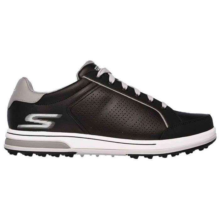 Skechers GO GOLF Drive 2-RF Golf Shoes Black/White