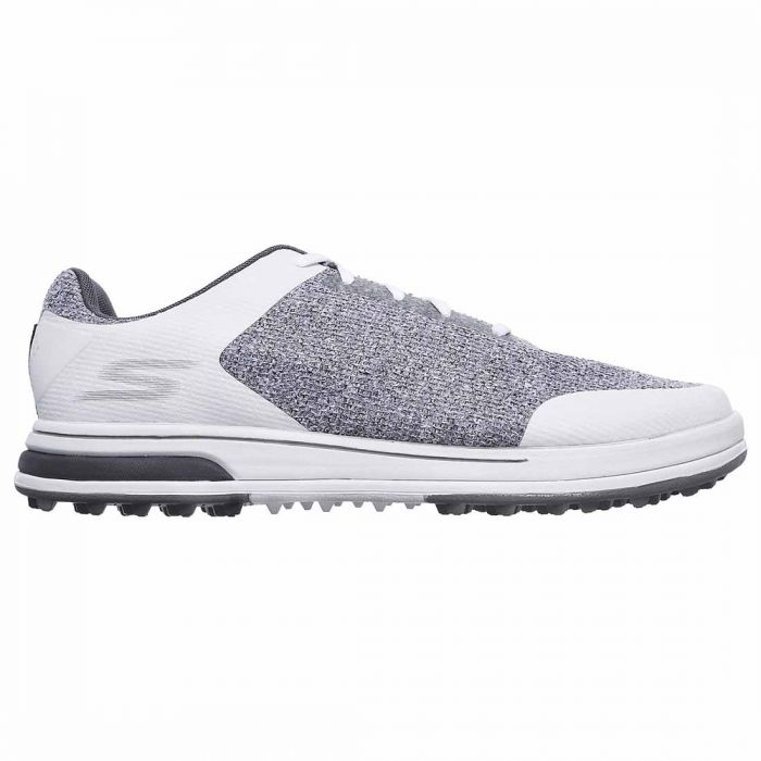 Skechers GO GOLF Drive 3 Golf Shoes White/Grey