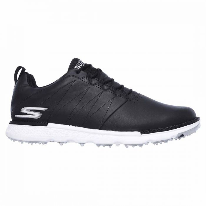 Skechers GO GOLF Elite V.3 - Plus Fit Golf Shoes Black/White