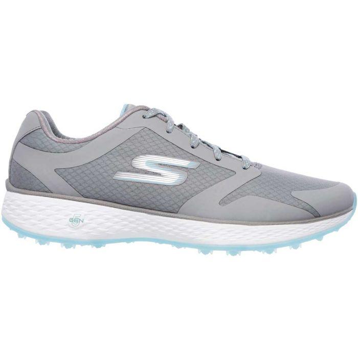 skechers blue golf shoes