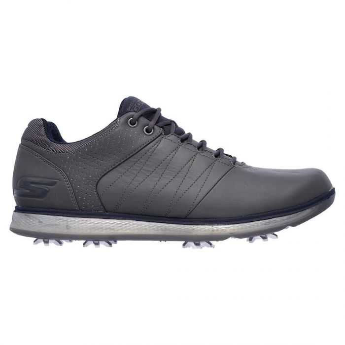 Skechers GO GOLF Pro 2 Golf Shoes Charcoal/Navy
