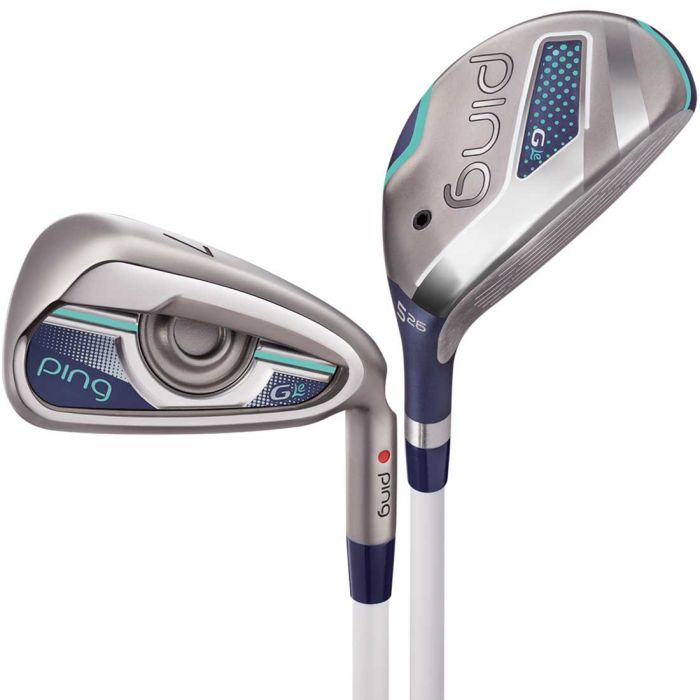 Ping Women's G Le Combo Irons