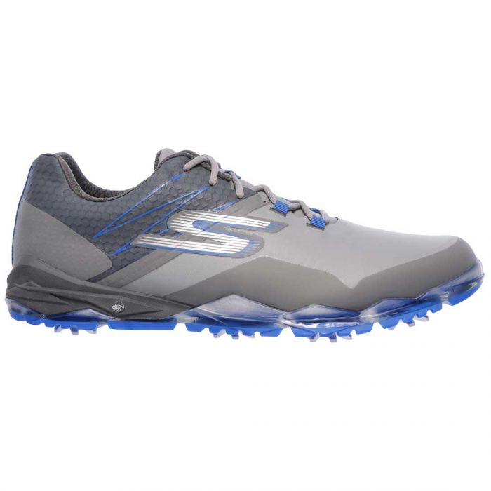 Skechers GO GOLF Focus Golf Shoes Grey/Blue