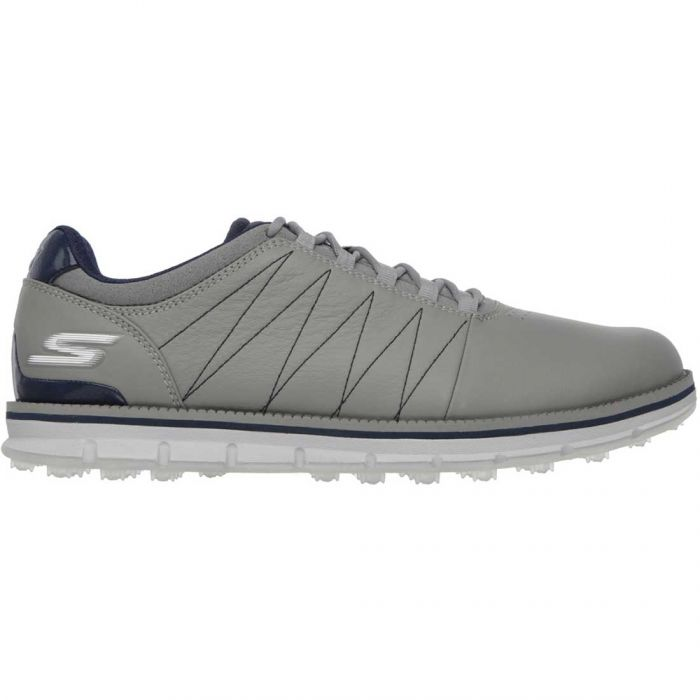 Skechers GO GOLF Elite Golf Shoes Charcoal/Navy