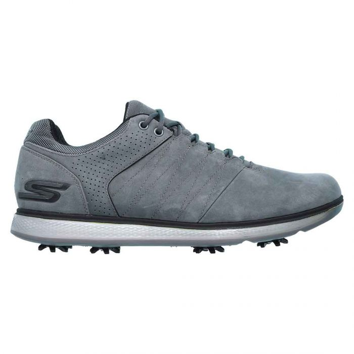 Skechers GO GOLF Pro 2 LX Golf Shoes Charcoal/Black