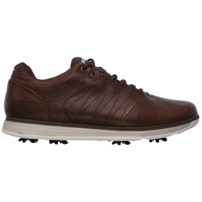 Skechers GO GOLF Pro 2 LX Golf Shoes Chocolate