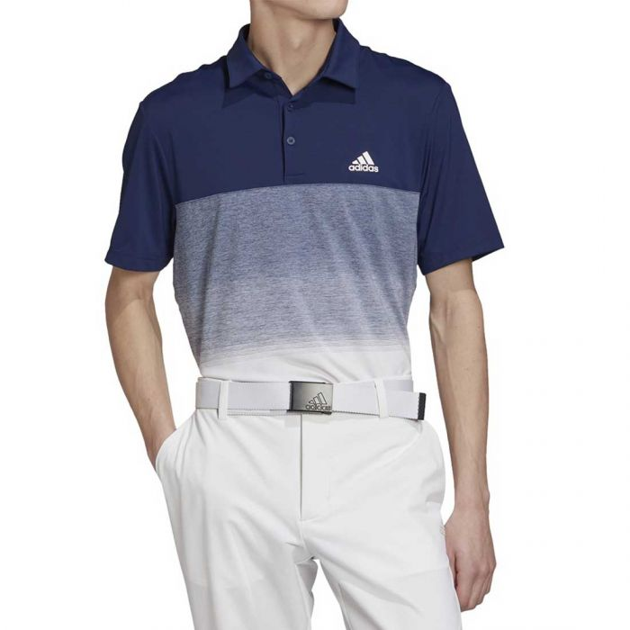 Adidas SS20 Ultimate365 Fade Stripe Polo