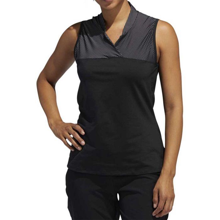 Adidas SS20 Women's Crossover Sleeveless Polo