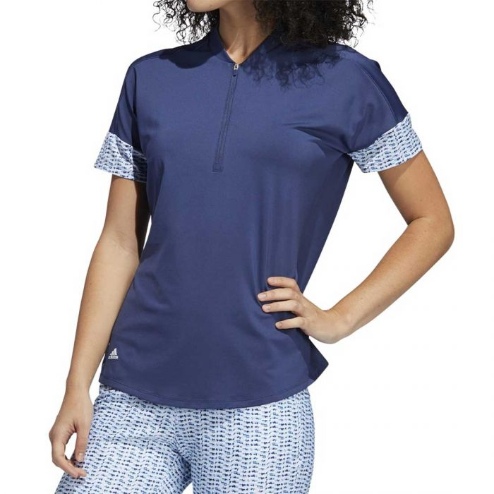 Adidas SS20 Women's Ultimate365 Printed Polo