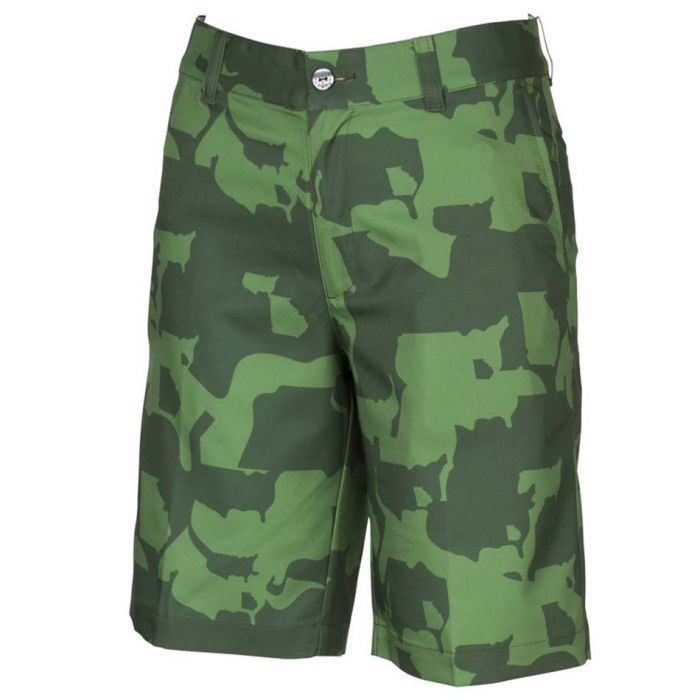 Puma Boys Union Camo Shorts