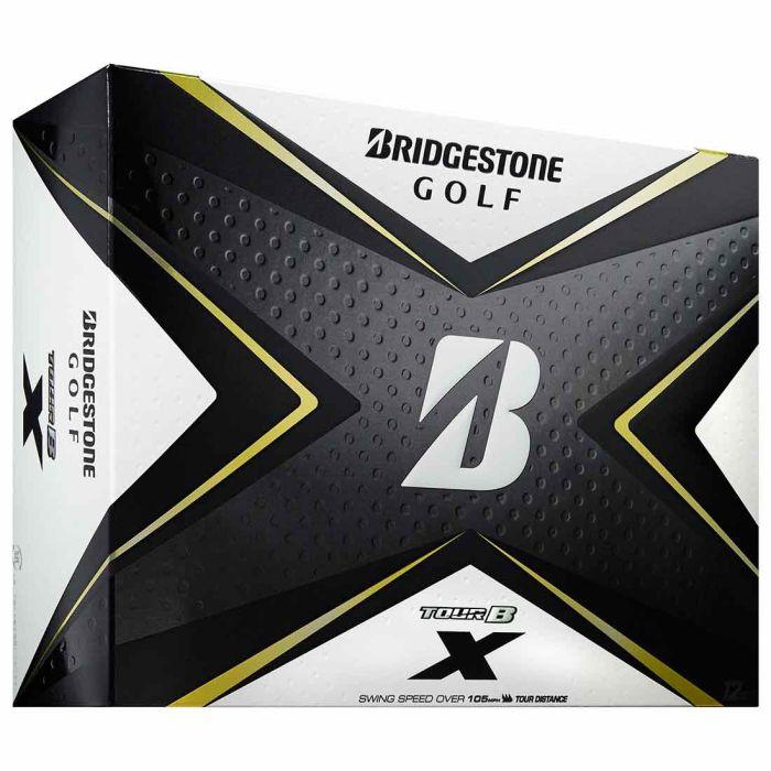 Bridgestone Tour B X Personalized Golf Balls